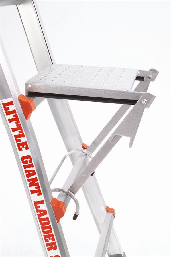 Závěsná podesta k žebříku hliníkový víceúčelový JUMBO Giant