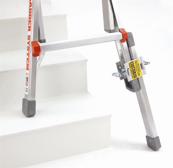 Vyrovnávací noha k žebříku hliníkový víceúčelový JUMBO Giant
