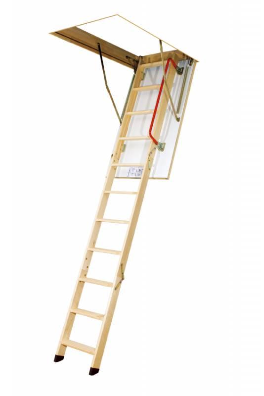 Půdní schody třídílné FAKRO LWK-280 70x120