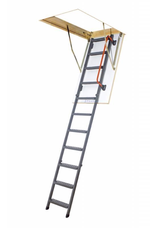 Půdní schody kovové FAKRO LMK-280 60x120
