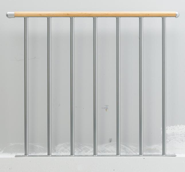 Horní zábradlí 1m k DOLLE DUBLIN - Bříza multiplex