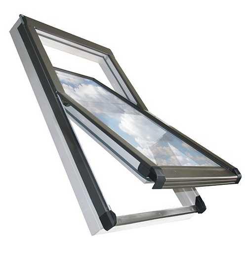 Střešní okno DACHSTAR - OKPOL OT PVC R1 55x78