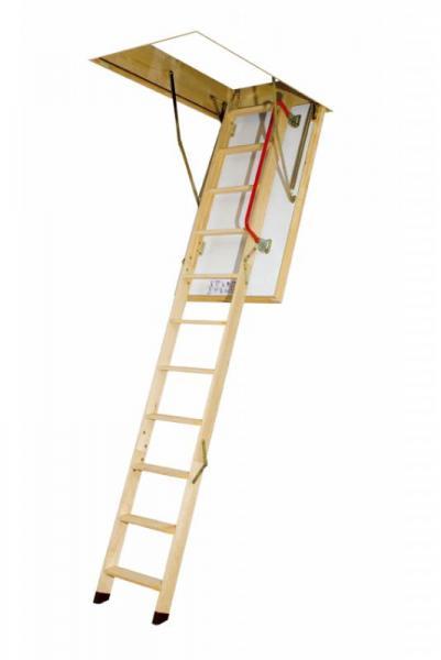 Půdní schody třídílné FAKRO LTK-280 70x120