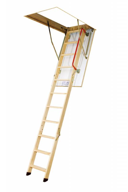 Půdní schody třídílné FAKRO LWK-280 60x130