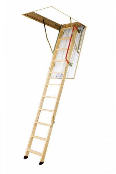 Půdní schody čtyřdílné FAKRO LWK-280 60x94
