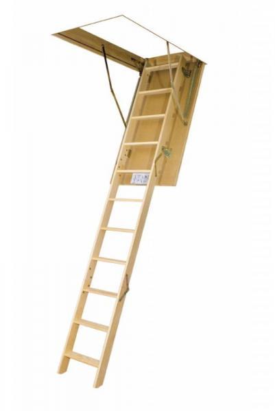 Půdní schody třídílné FAKRO LWS-305 70x130