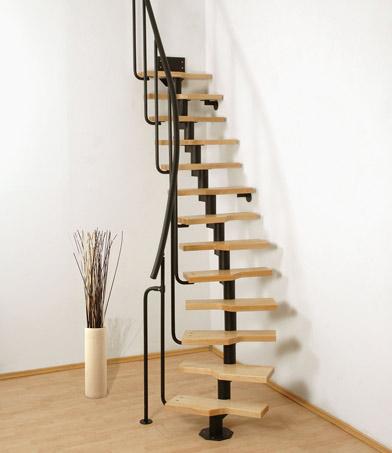Levné modulové schody